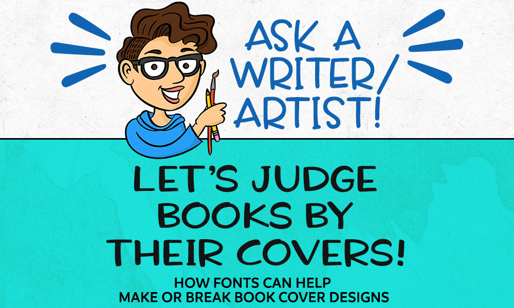 Let's Judge Books by Their Covers! Preview