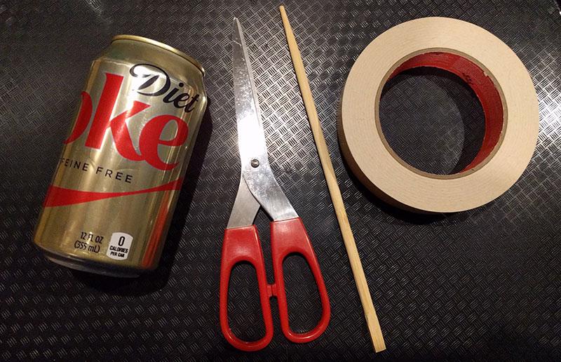 DIY Ink Pen: Ingredients