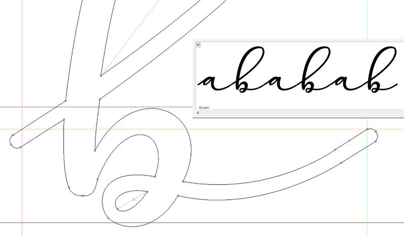 Spacing and Kerning: a look back at script