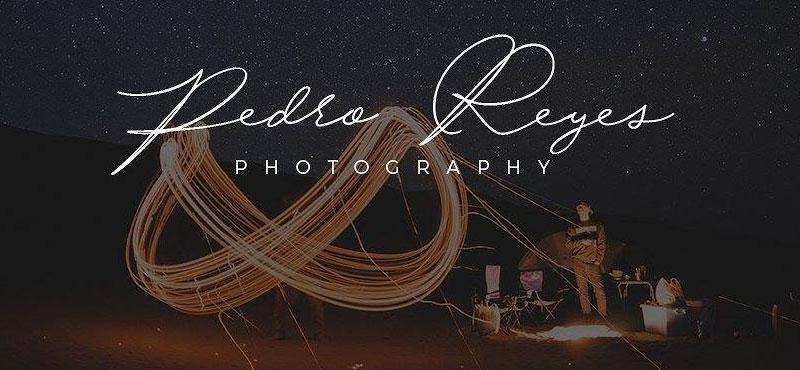 Advanced Font ID: Pedro Reyes Photography
