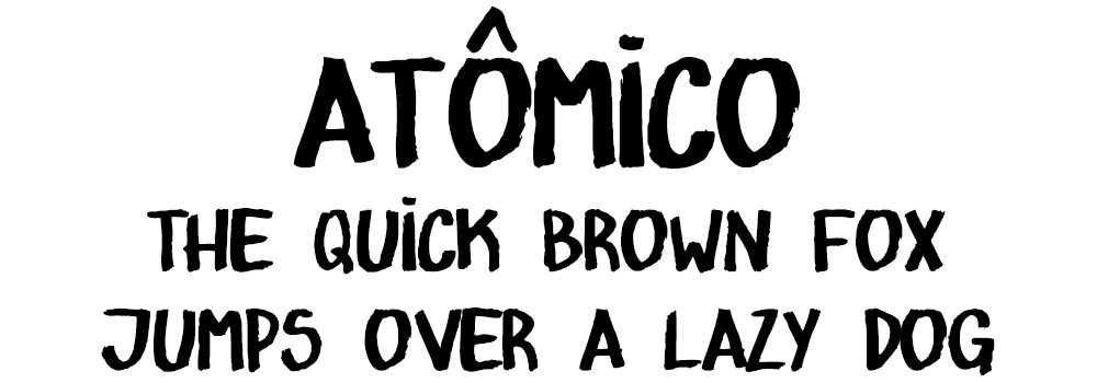 Rare Freebies: Atomico