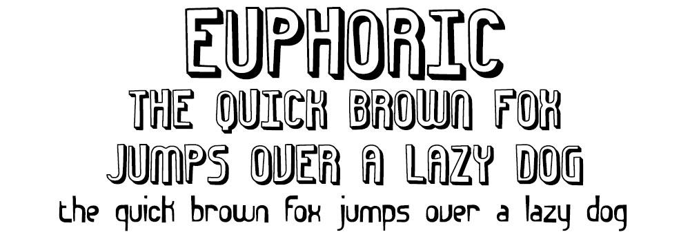 Rare Freebies: Euphoric