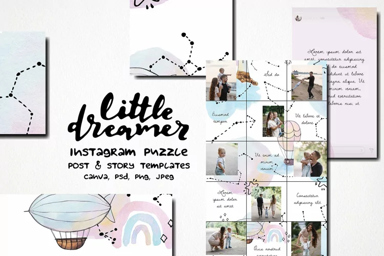 15 Instagram Story Templates To Boost Your Brand 12