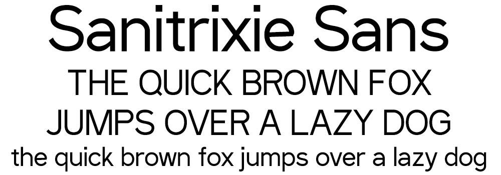 Rare Freebies: Sanitrixie