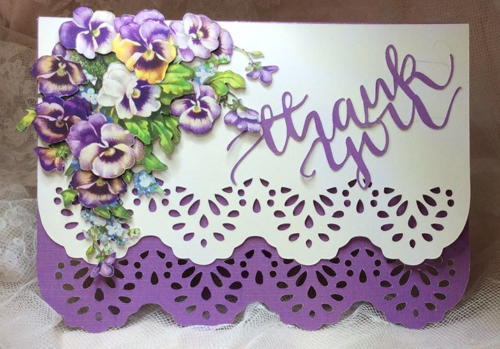 15 Timeless Thank You Card Templates 5
