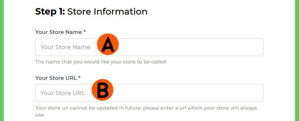 Design Bundles new store application part 1