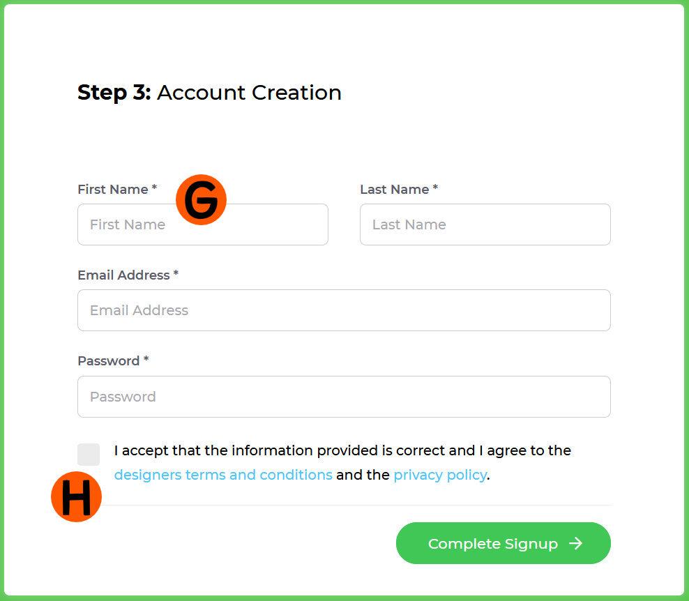 Design Bundles new store application - part 4