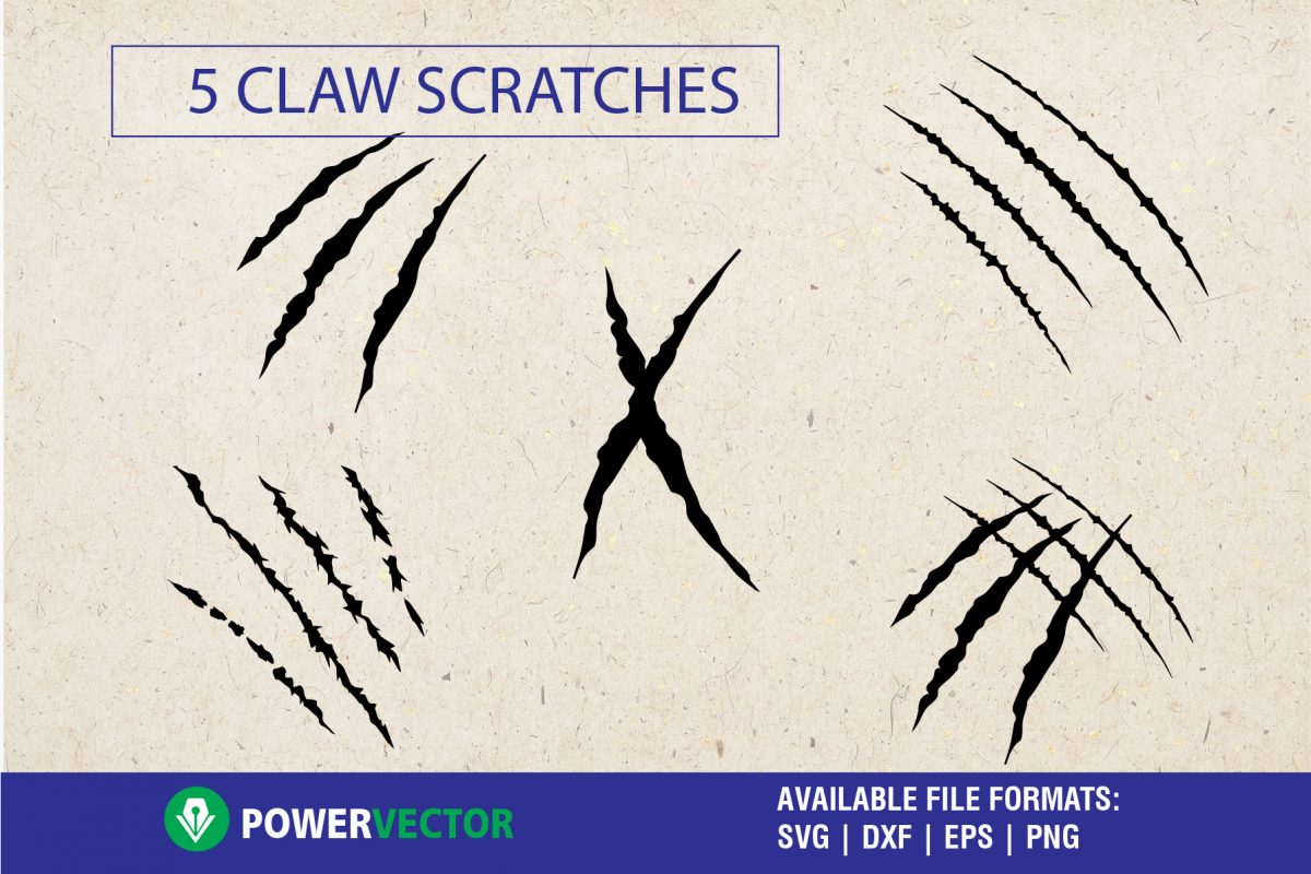 Claw Scratches Graphic