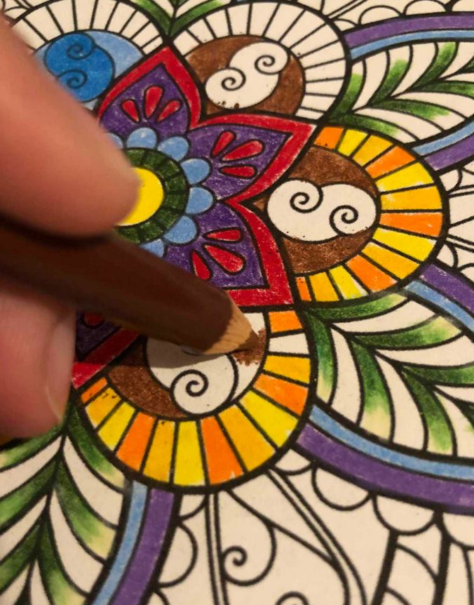 Relax By Creating And Printing Your Own Adult Coloring Book 6