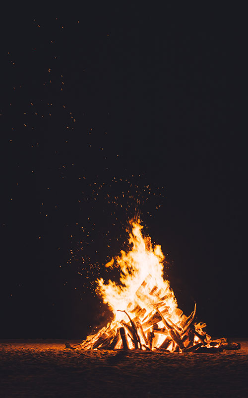 bonfire cover - cropped to book size