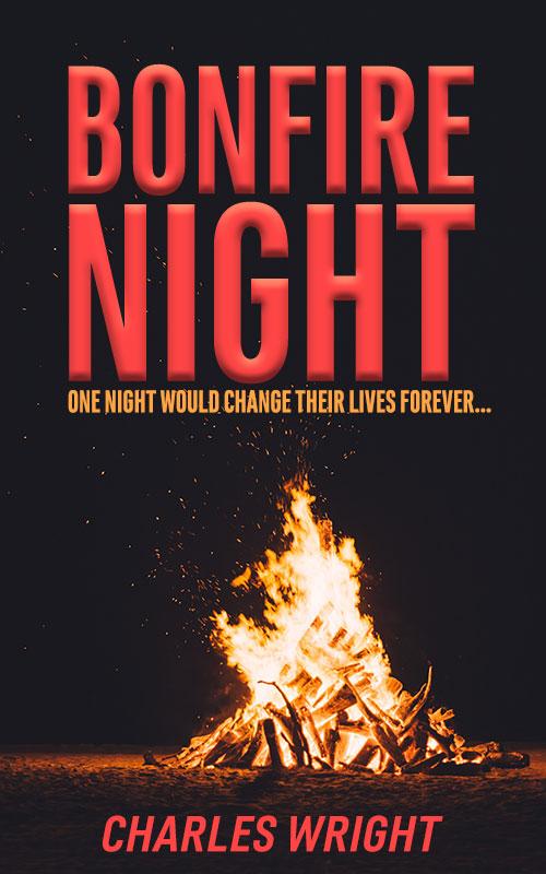 bonfire cover - thriller style