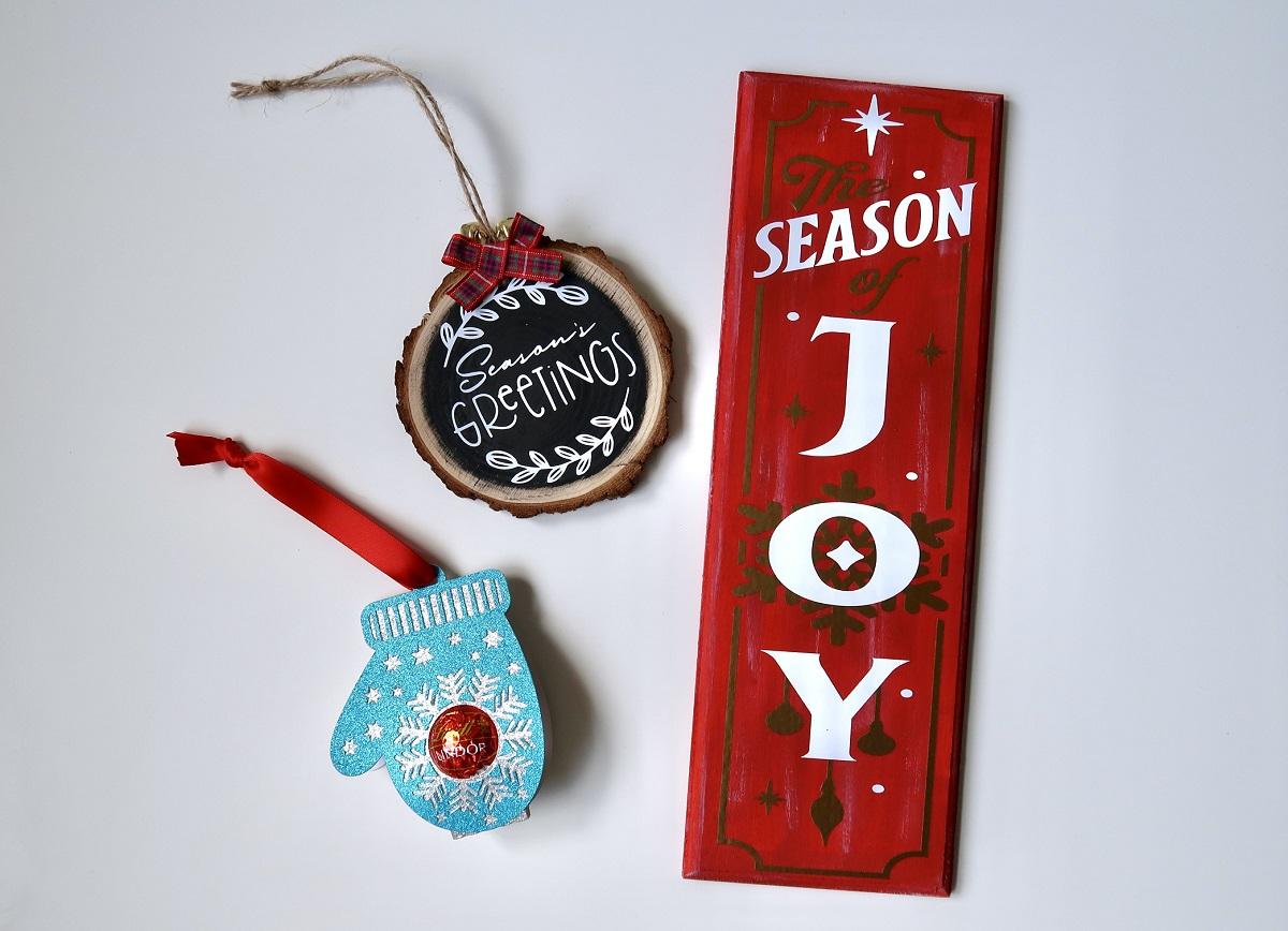 Top Christmas Craft Ideas for your Cricut 22