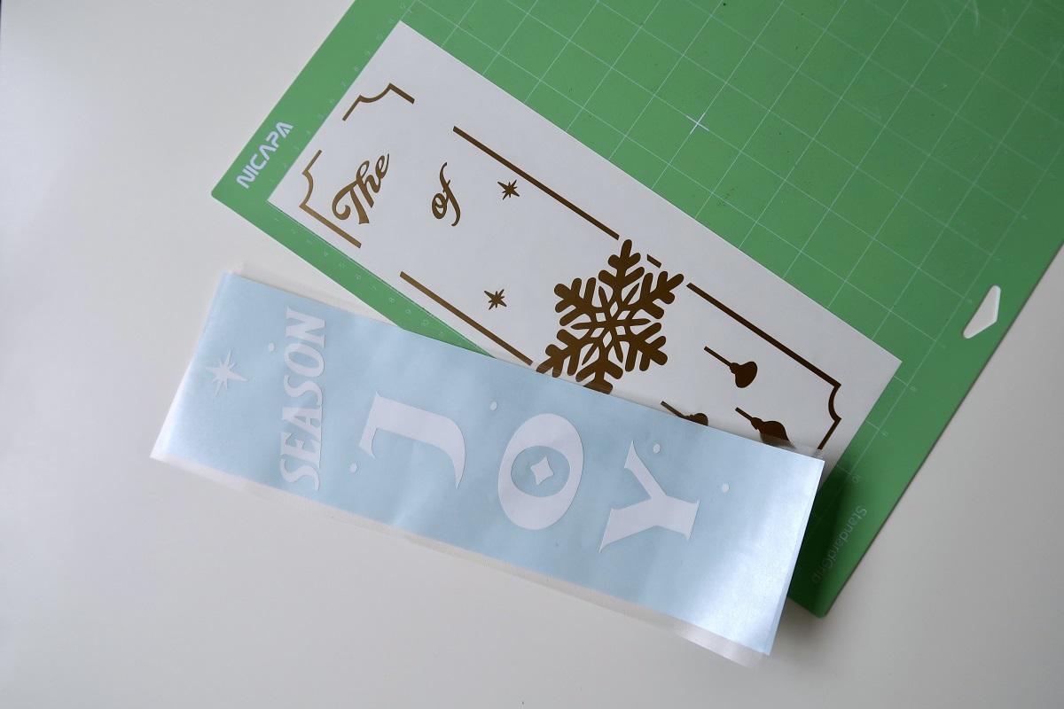 Top Christmas Craft Ideas for your Cricut 5