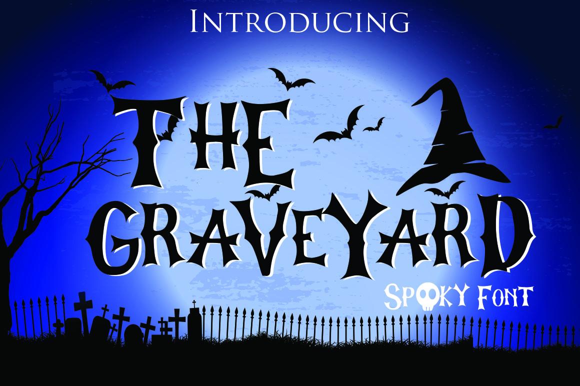 The Graveyard Font