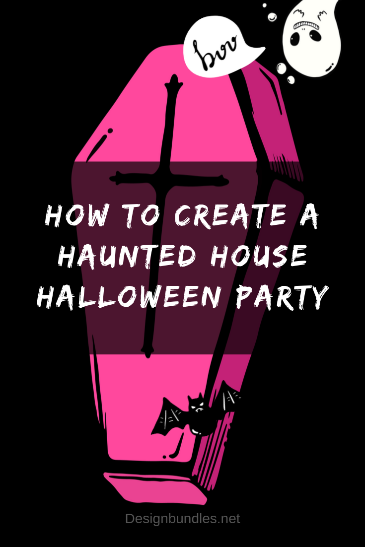 How To Create Your Own Halloween Party invites