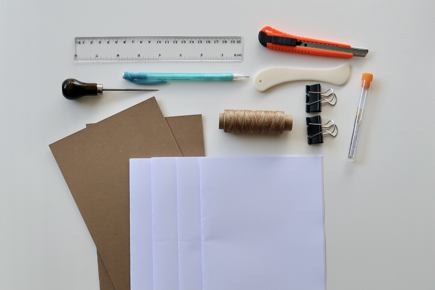 Endangered & Traditional Crafts: How To Do a Bookbinding DIY 12