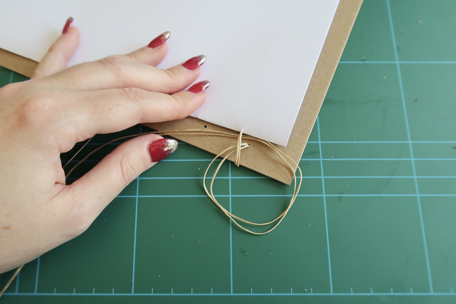 Endangered & Traditional Crafts: How To Do a Bookbinding DIY 16