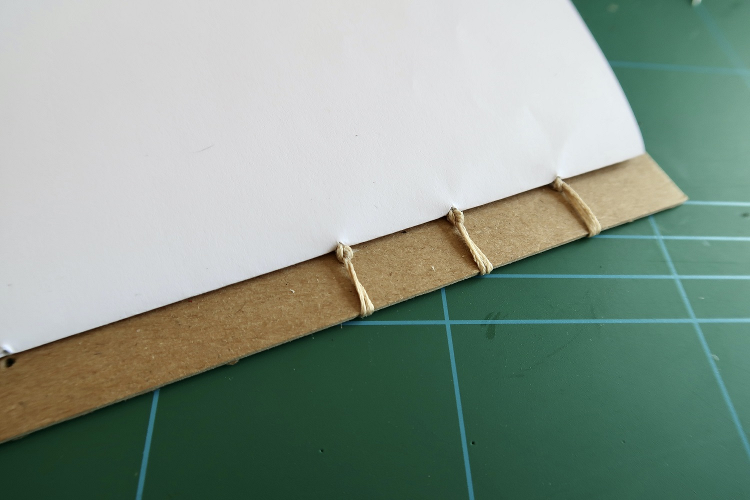 Endangered & Traditional Crafts: How To Do a Bookbinding DIY 19