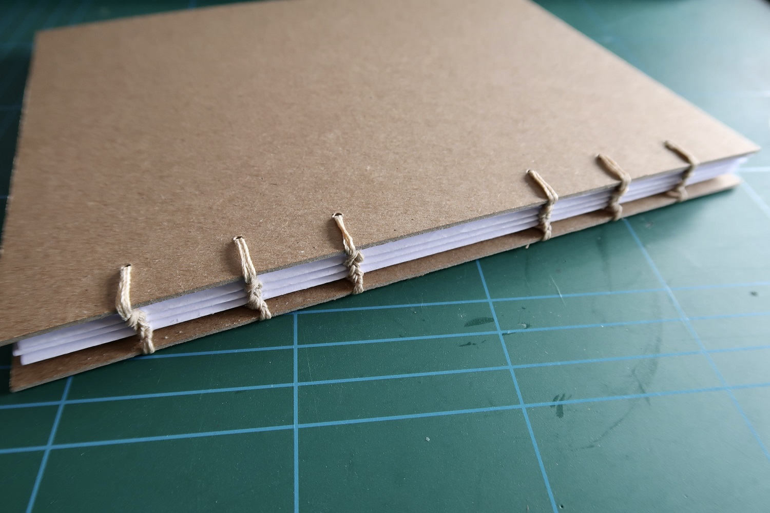 Endangered & Traditional Crafts: How To Do a Bookbinding DIY 20
