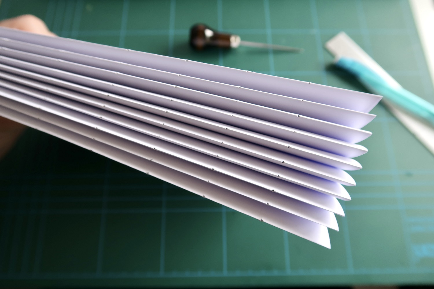 Endangered & Traditional Crafts: How To Do a Bookbinding DIY 23