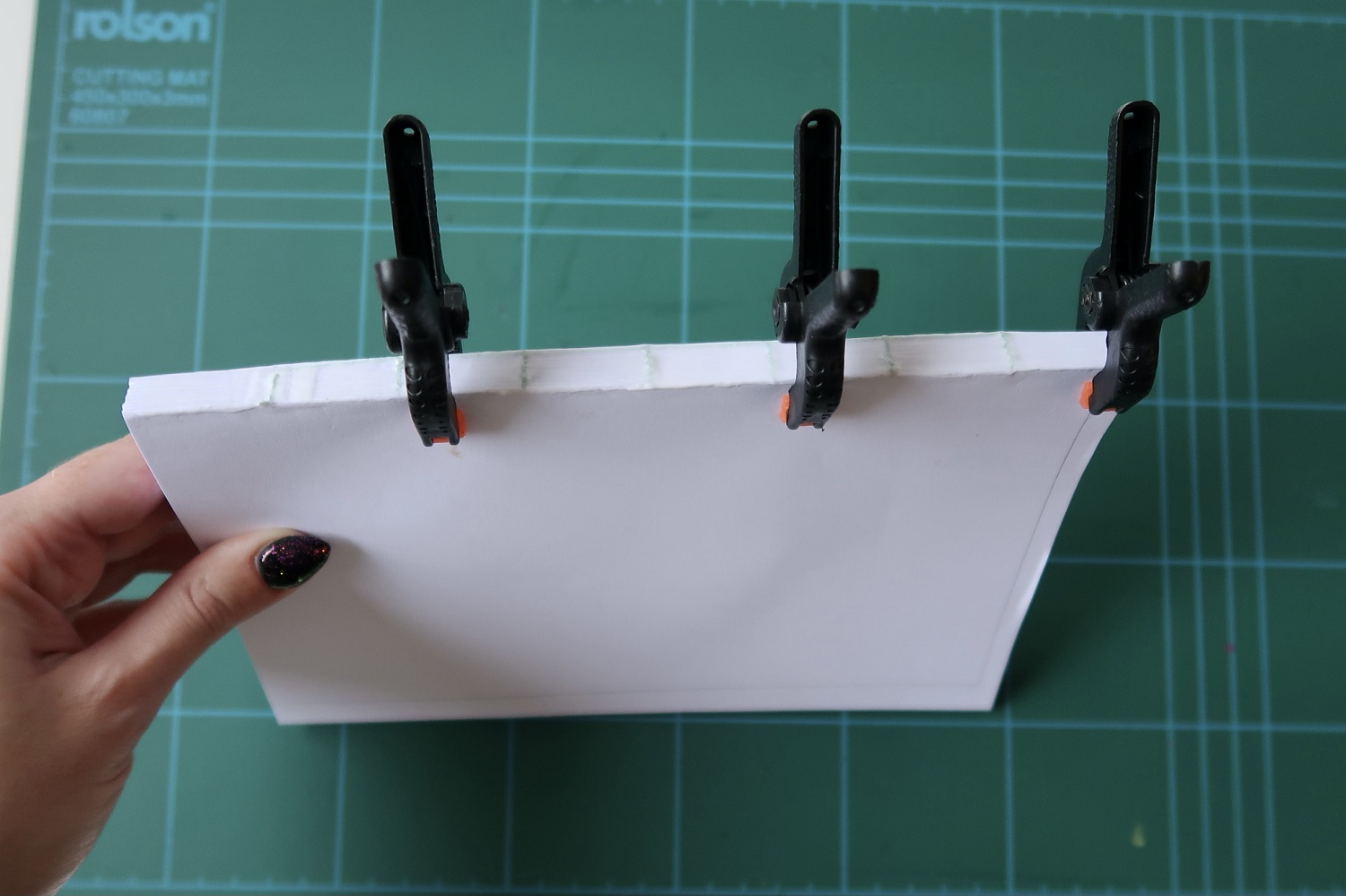 Endangered & Traditional Crafts: How To Do a Bookbinding DIY 29