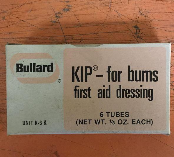 kip for burns