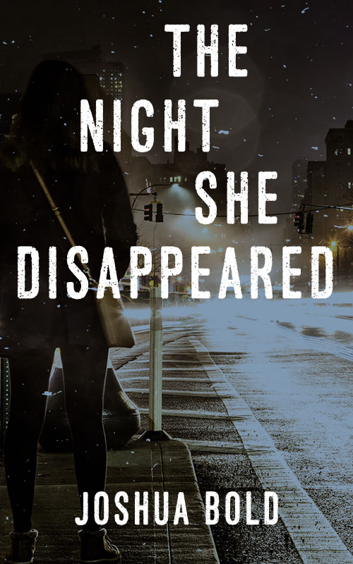 night cover - thriller font