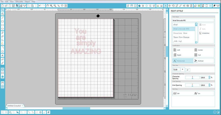 Quote Card Design Start