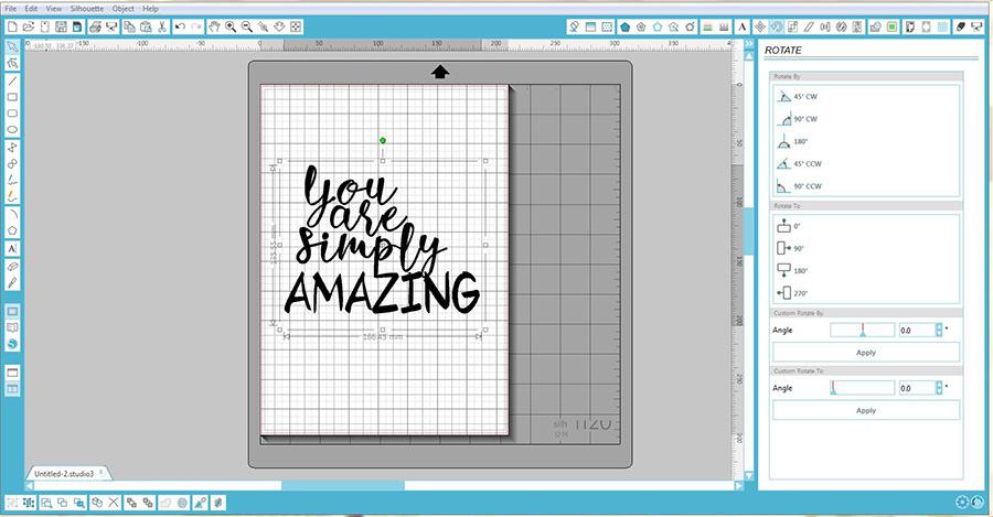 Creating the Quote Design