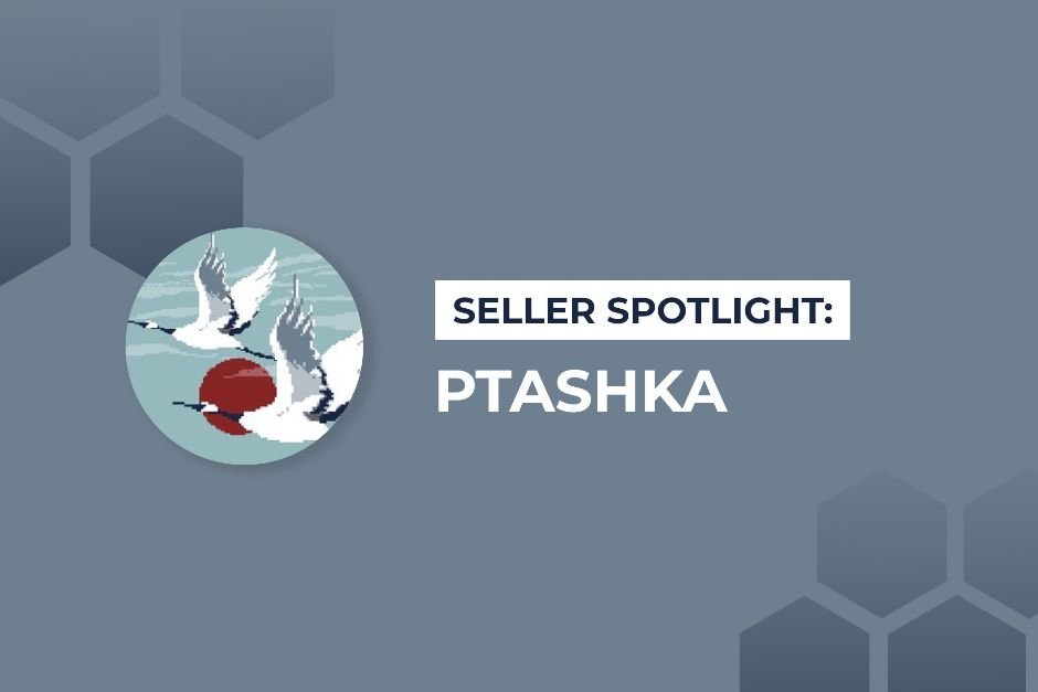 Seller Spotlight: Ptashka